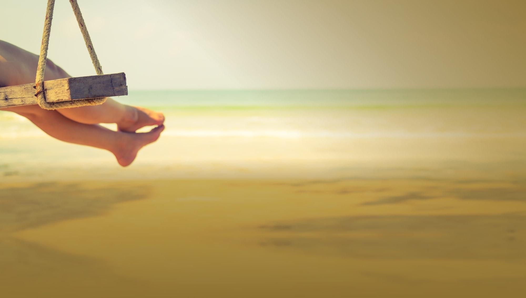 Orthopedic, legs, sand, swings